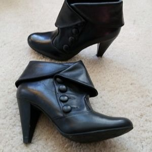 Gianni Bini Four-Button Bootie